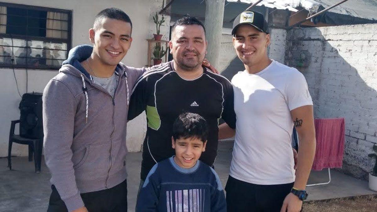La familia Videla está compuesta por Uriel