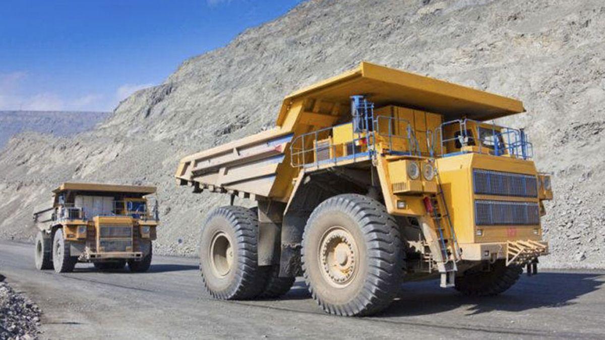 Crecen las explotaciones mineras de litio en Argentina.