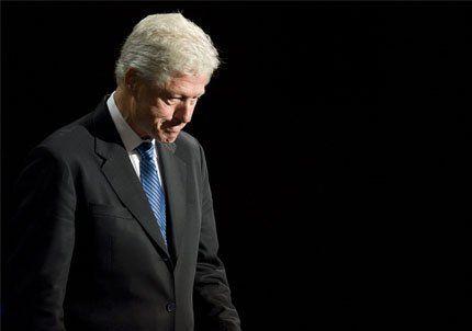 Operaron del corazón al ex presidente estadounidense Bill Clinton