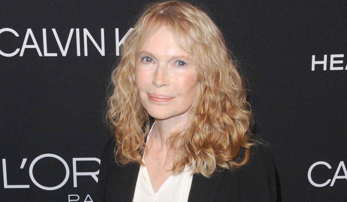 Mia Farrow reveló cómo murieron 3 de sus 14 hijos