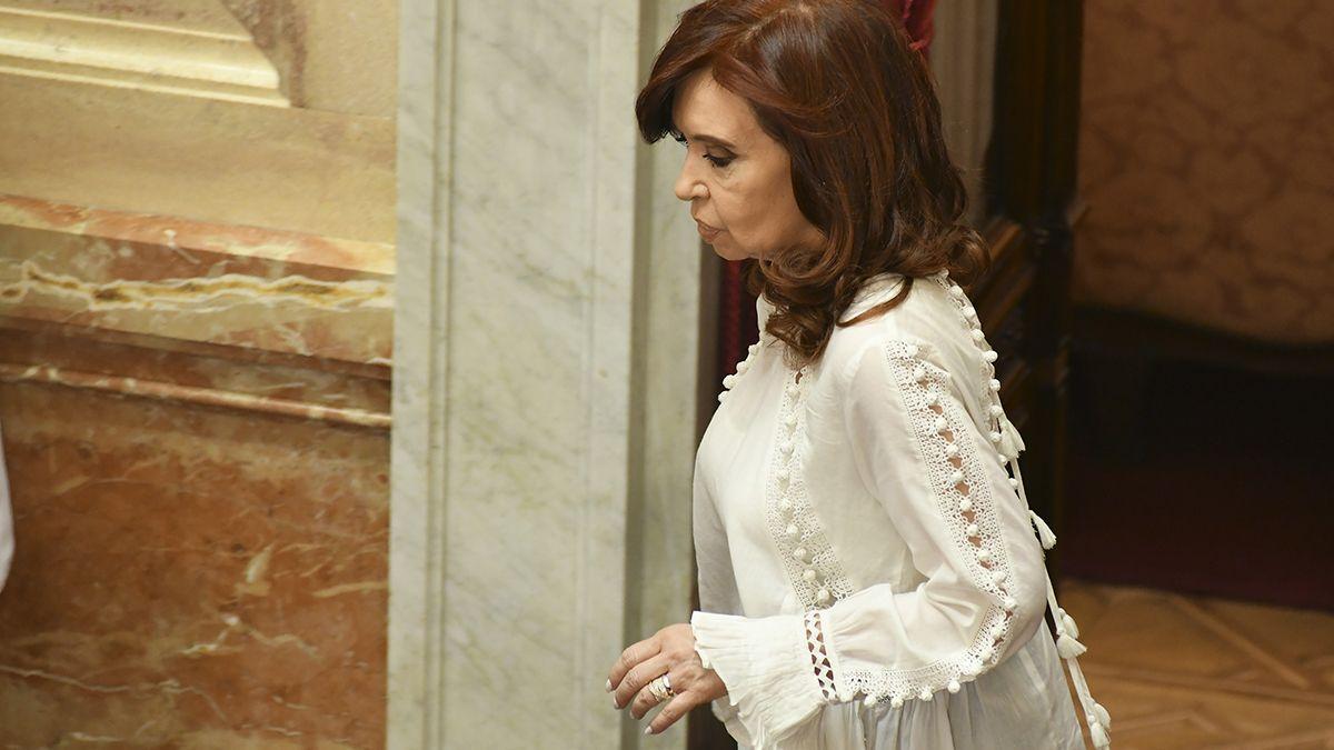 Cristina Kirchner señaló que el Judicial es un Poder es perpetuo.