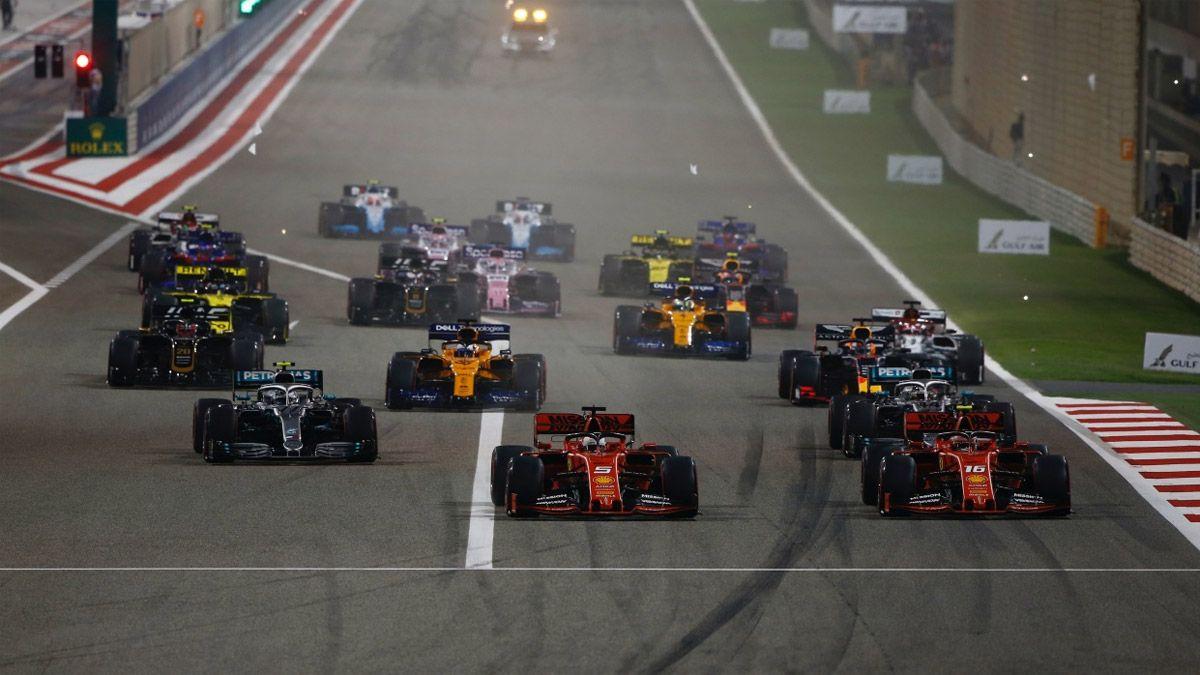 La F1 rechazó la oferta de vacunación de Bahrein