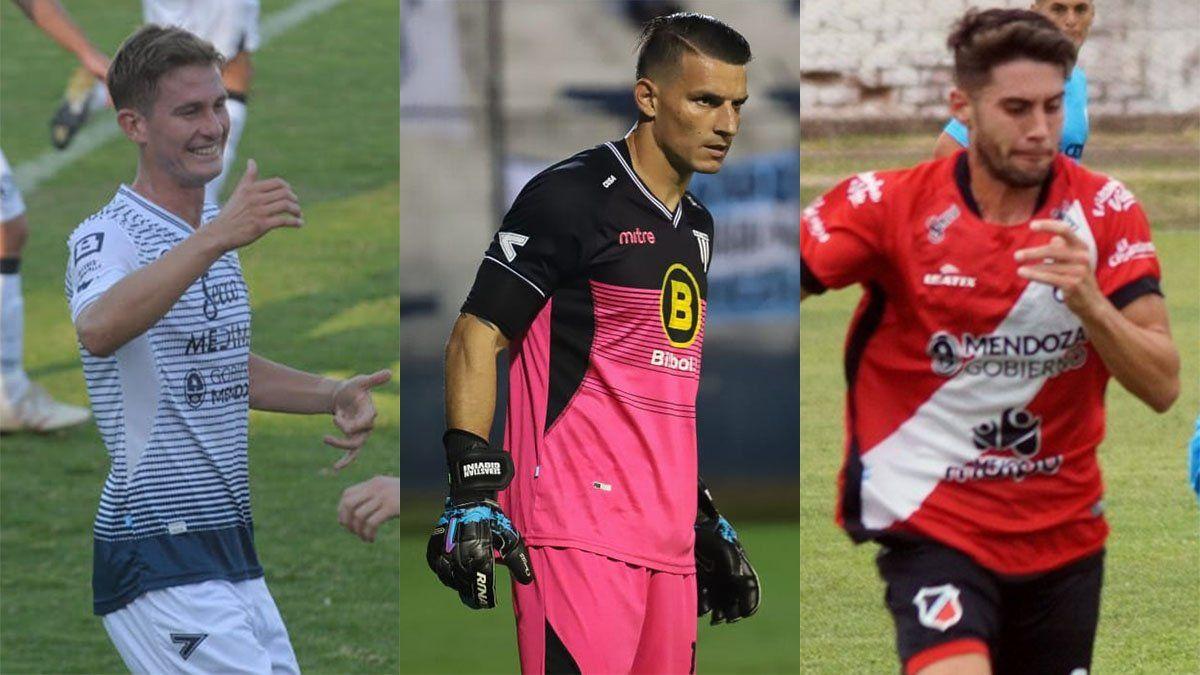Los árbitros que dirigirán a Independiente Rivadavia, el Lobo y Maipú