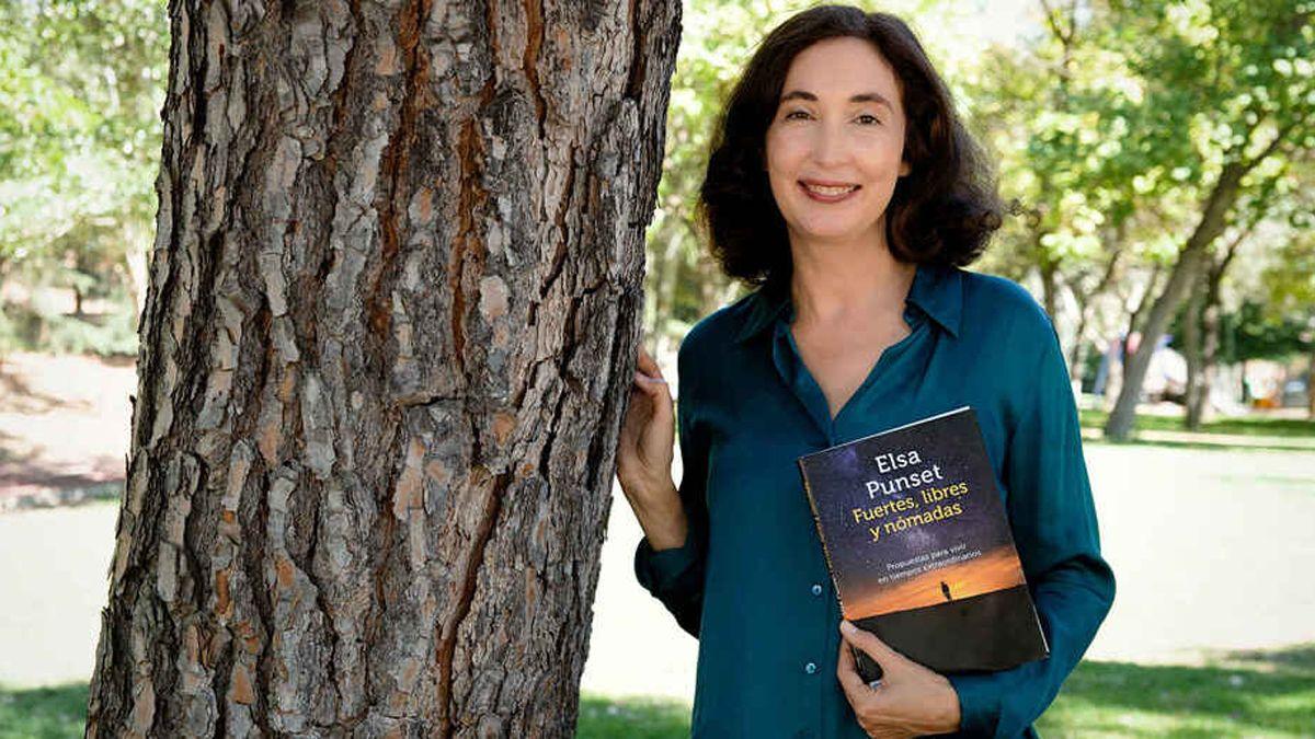 Elsa Punset: Ser optimista sube tu cociente intelectual, te hace más creativo