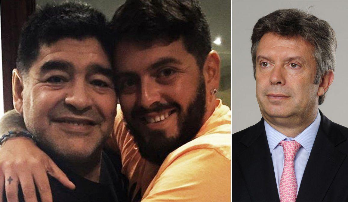 Mauricio DAlessandro fulminó a Diego Junior: Maradona le regaló un Mercedes Benz