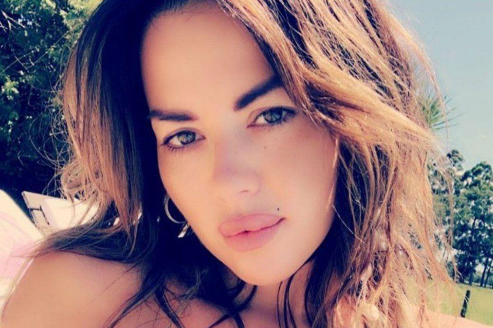 Karina Jelinek angustiada: Me dijeron que tengo que bajar 5 kilos