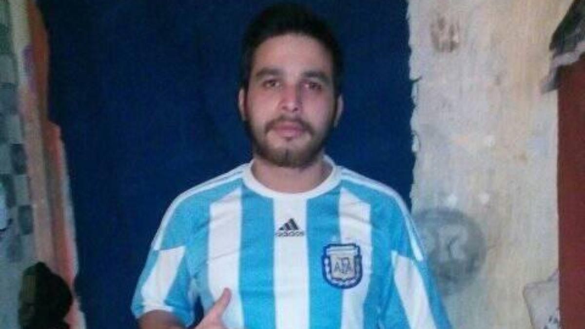 Bruno Romero está en el penal desde marzo.