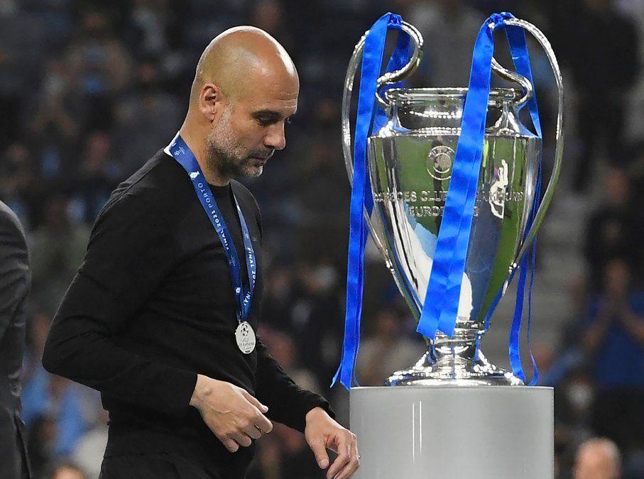 Pep Guardiola y la Champions League, separados hace 10 años