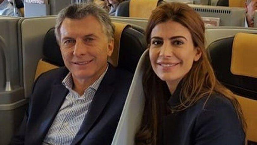 Mauricio Macri viajó a París junto a Juliana Awada y Antonia