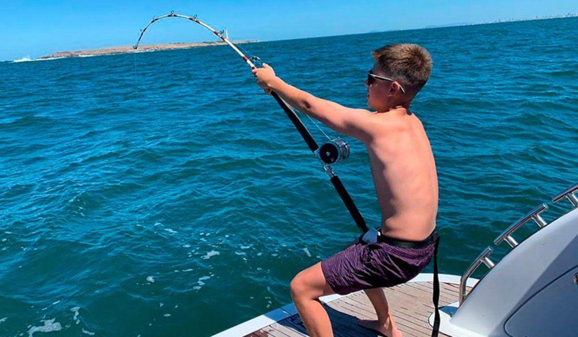 Indignación porque pescaron un tiburón en Punta del Este