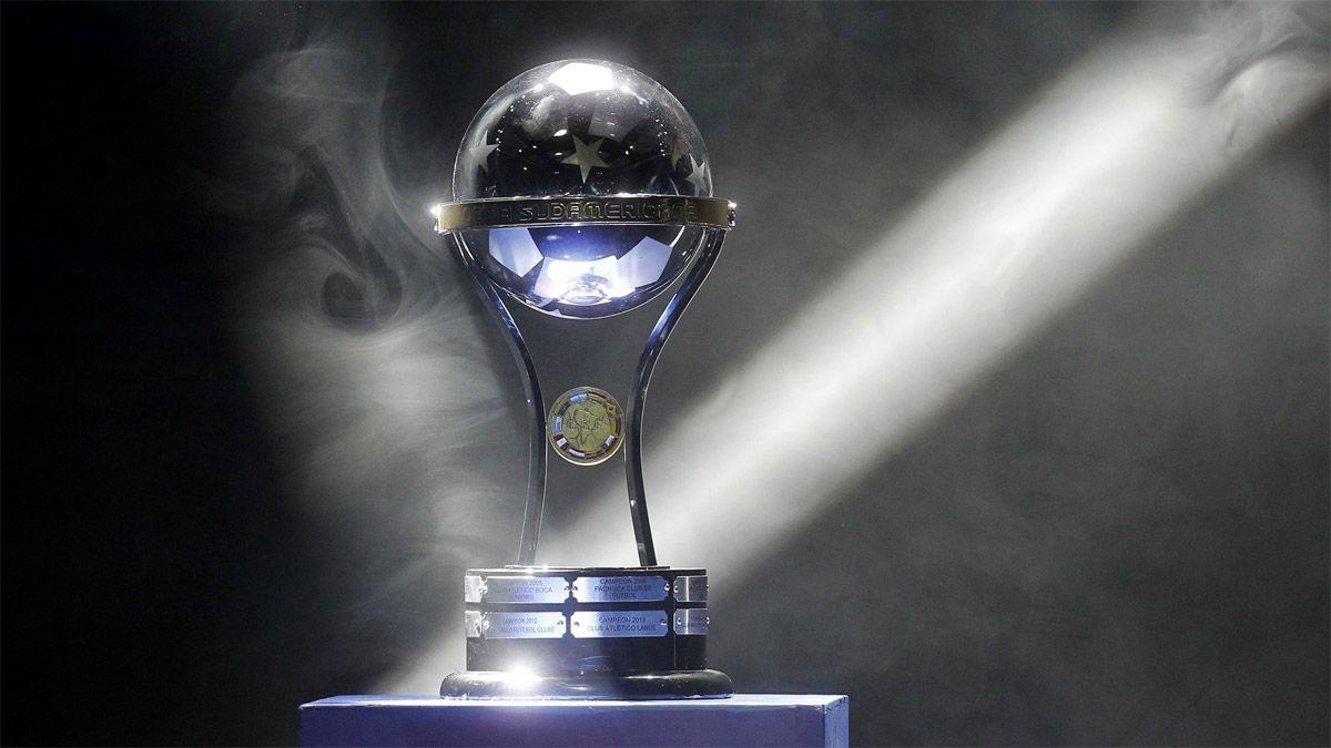 Copa Sudamericana: los cruces de los seis equipos argentinos