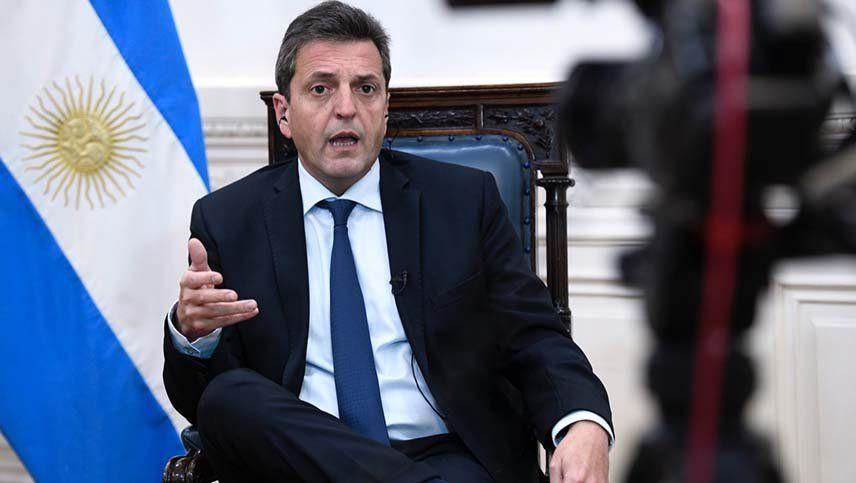 El titular de Diputados, Sergio Massa, fue el único líder latinoamericano que expuso en la Cumbre de Presidentes de Parlamentos del G20.