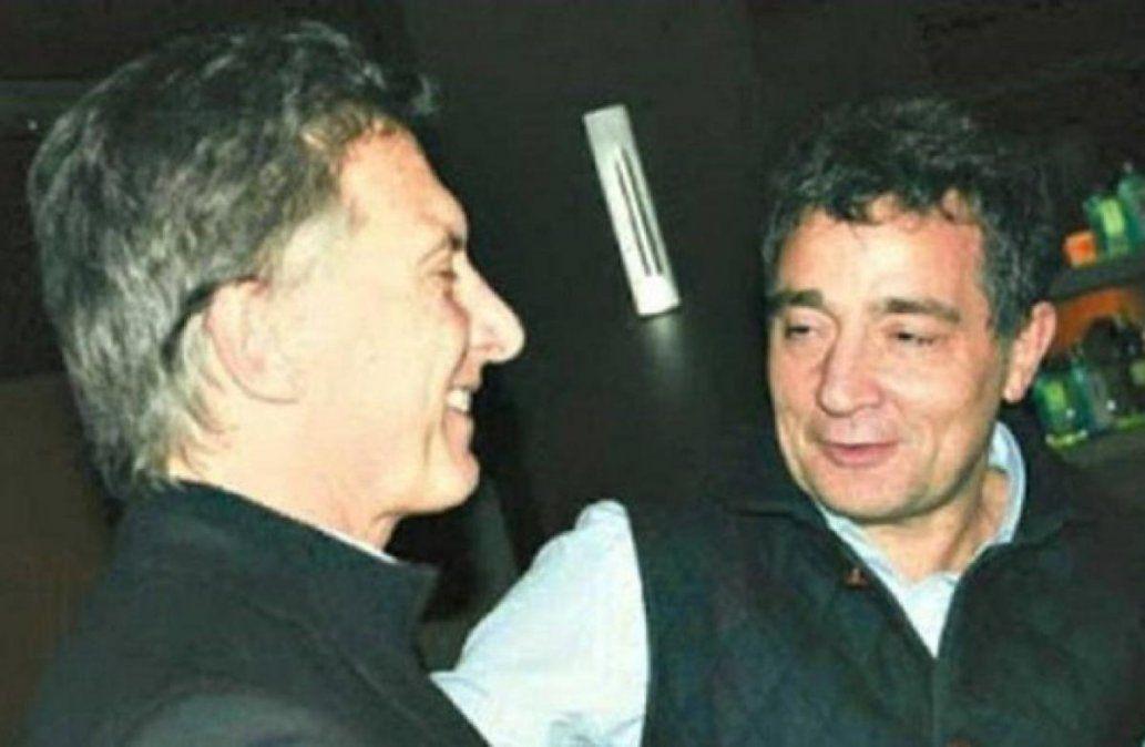 Mauricio Macri volvió a defender al integrante de la mesa judicial de su Gobierno y diputado del Parlasur