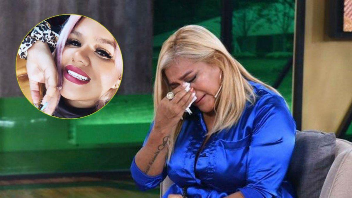 Gladys la Bomba lloró pero Morena Rial redobló la apuesta y va por su sueldo del Cantando 2020