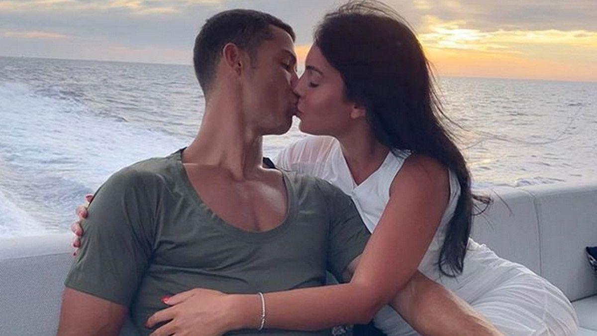Georgina Rodríguez recibió el anillo más caro del mundo