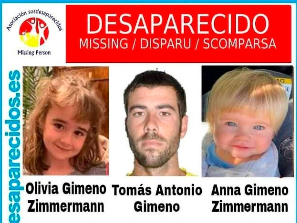 Tomás Gimeno, el monstruo de Tenerife: creen que drogó a sus hijas antes de tirarlas al mar