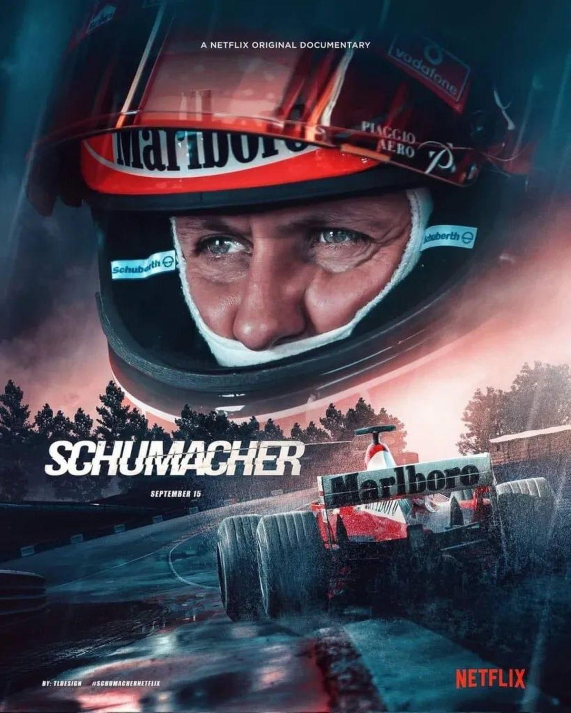 Netflix estrenó el esperado documental sobre Michael Schumacher.