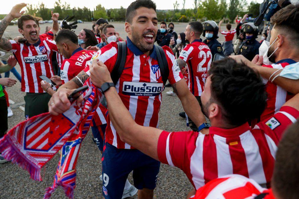 Luis Suárez: En el Barcelona me menospreciaron