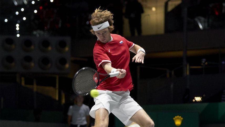 Rusia, Bélgica y Canadá, los ganadores en el inicio de la nueva Copa Davis