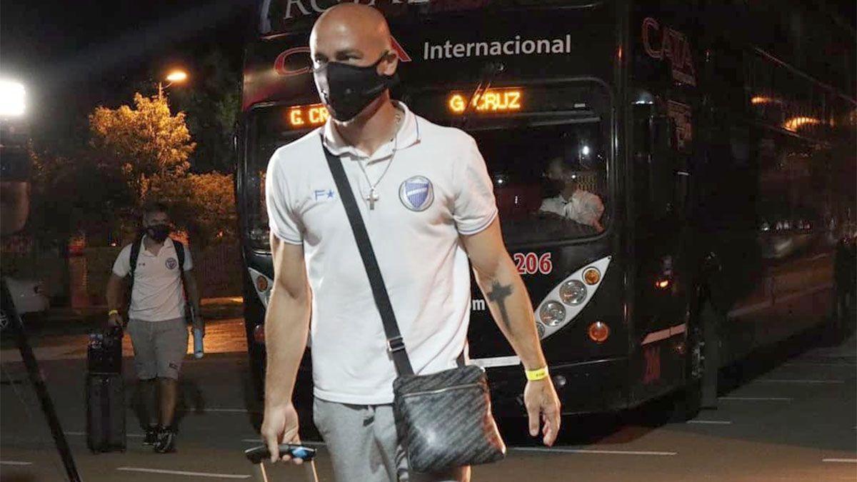 Godoy Cruz viajará a Buenos Aires para jugar con San Lorenzo