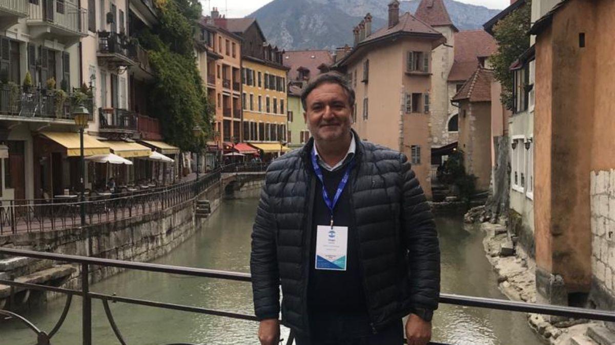 Hugo Martínez y su conexión especial con Francia