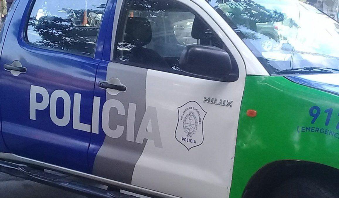El hombre baleado en Tres de Febrero delante de su esposa se encuentra en grave estado en el hospital Eva Perón terapia intensiva