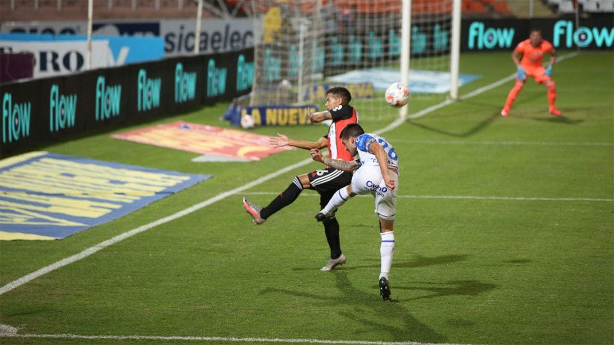 Godoy Cruz sufrió una histórica goleada ante River por 6 a 1