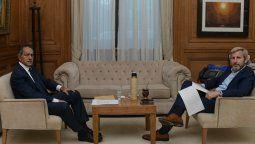 Scioli está dispuesto a un acuerdo de consensos básicos con el Gobierno