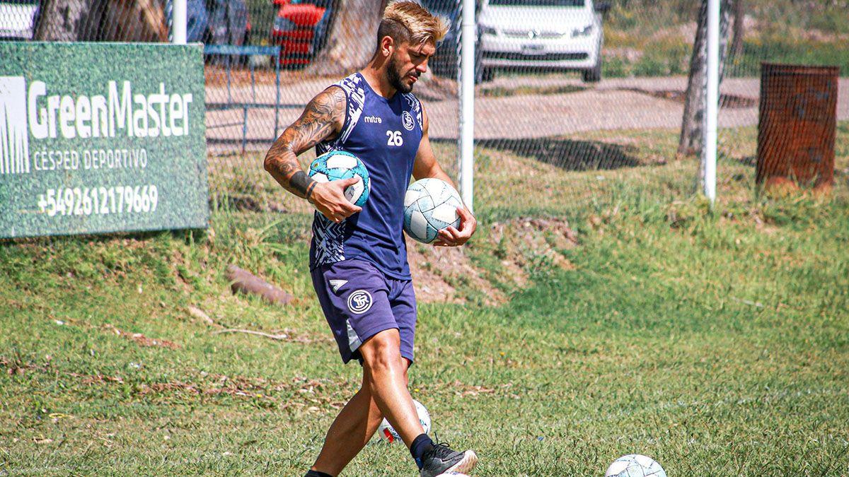 El cordobés también habló del regreso del técnico Gabriel Gómez.