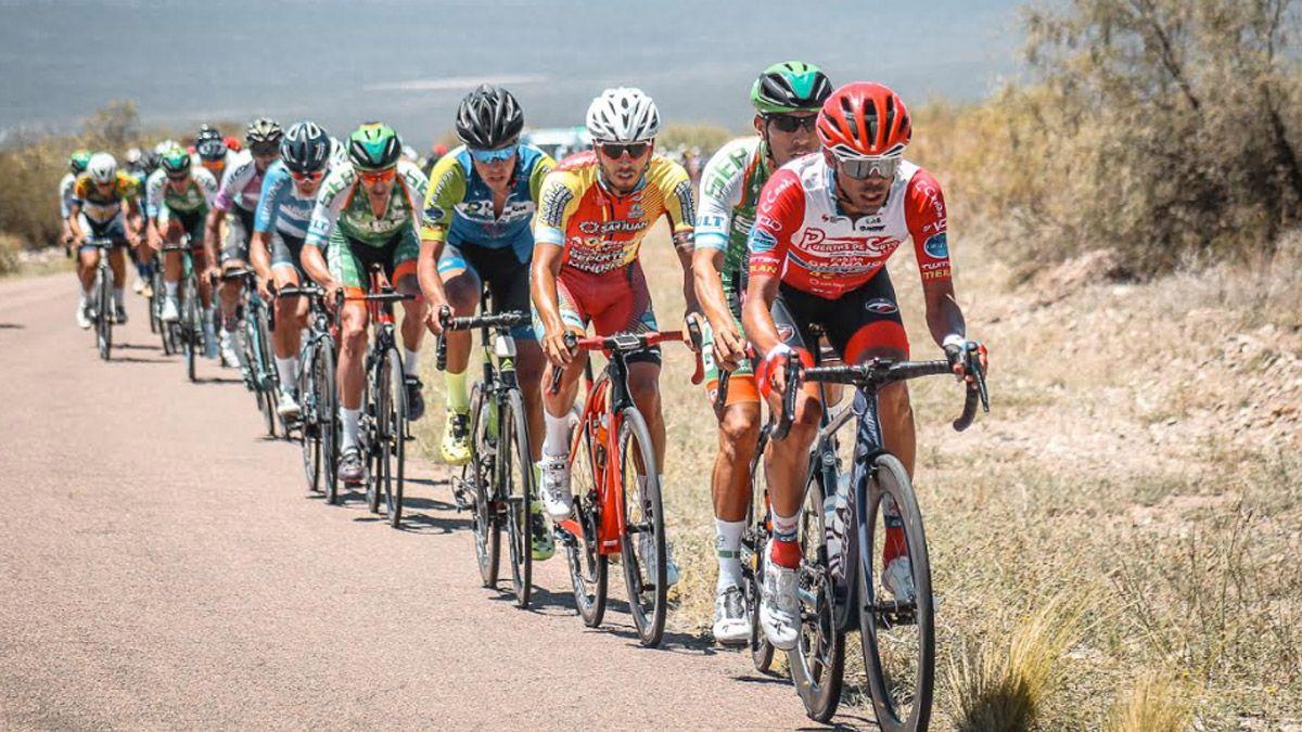 El ciclismo de ruta continuará en Las Heras