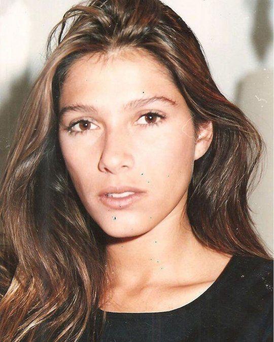 Oriana Sabatini explotó las redes con la foto retro de su mamá