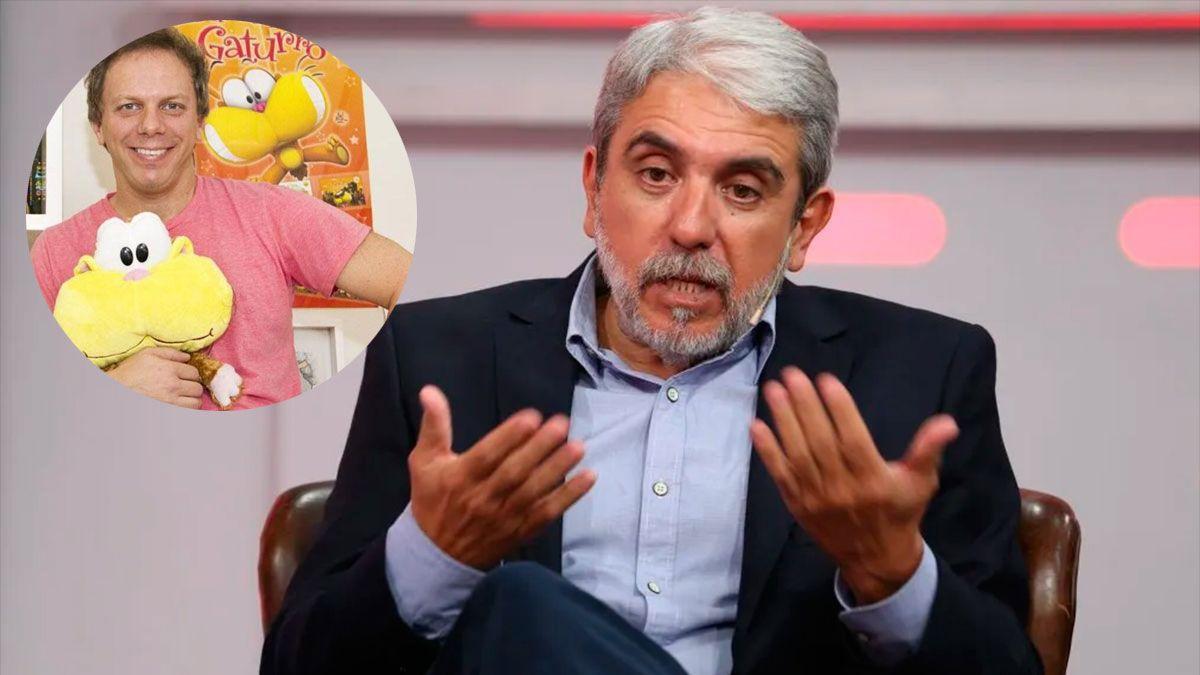 El dibujante Nik continuó la polémica con Aníbal Fernández luego de conocerse la muerte en un hecho de inseguridad en Buenos Aires de un joven de 17 años.
