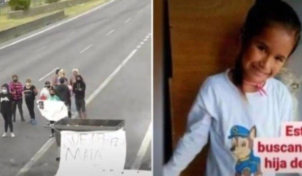 Desaparición de una niña de 7 años en Parque Avellaneda: se fue con un hombre que le prometió una bicicleta