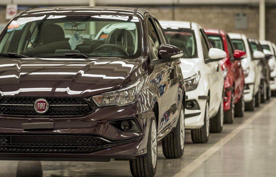 Cayó 4% la venta de vehículos Cero kilómetro durante el 2020
