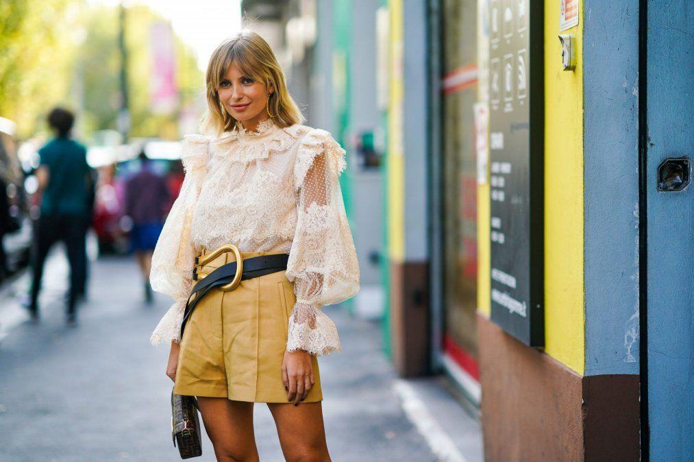 Primavera verano 2021: la prenda más fresca y chic para las mujeres de 40: ¡las bermudas!