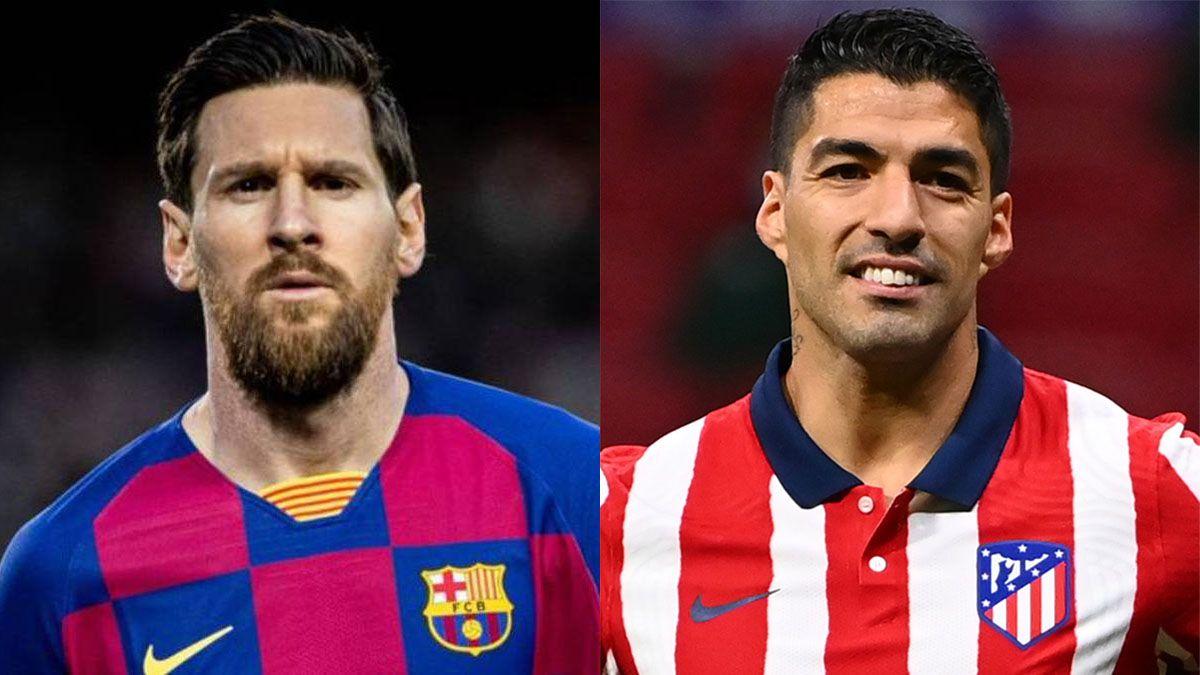 Barcelona vs. Atlético de Madrid: hora y TV del partido