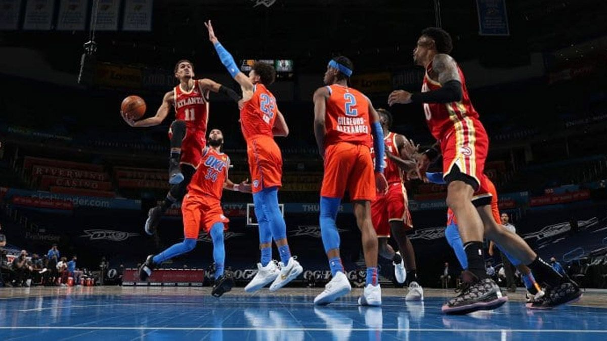 Dolor de cabeza en la NBA por los colores de las camisetas