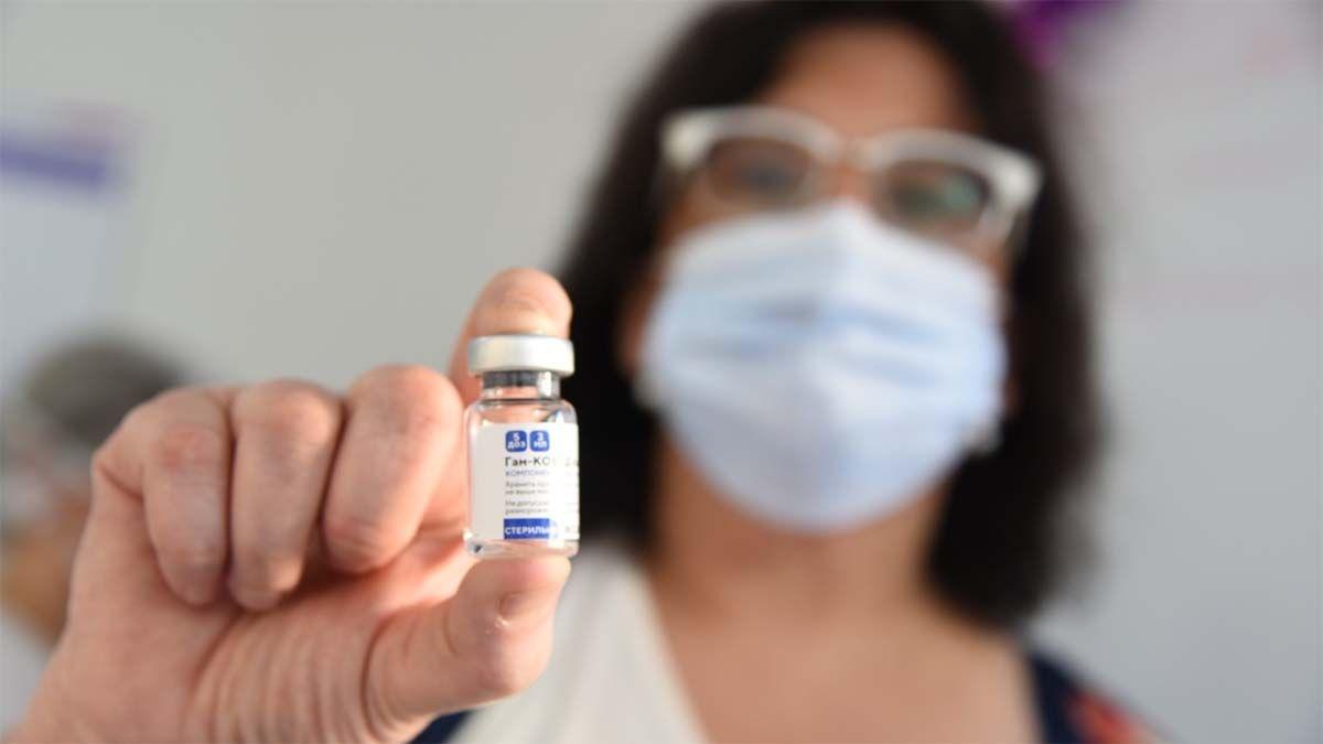 La titular de Inmunizaciones