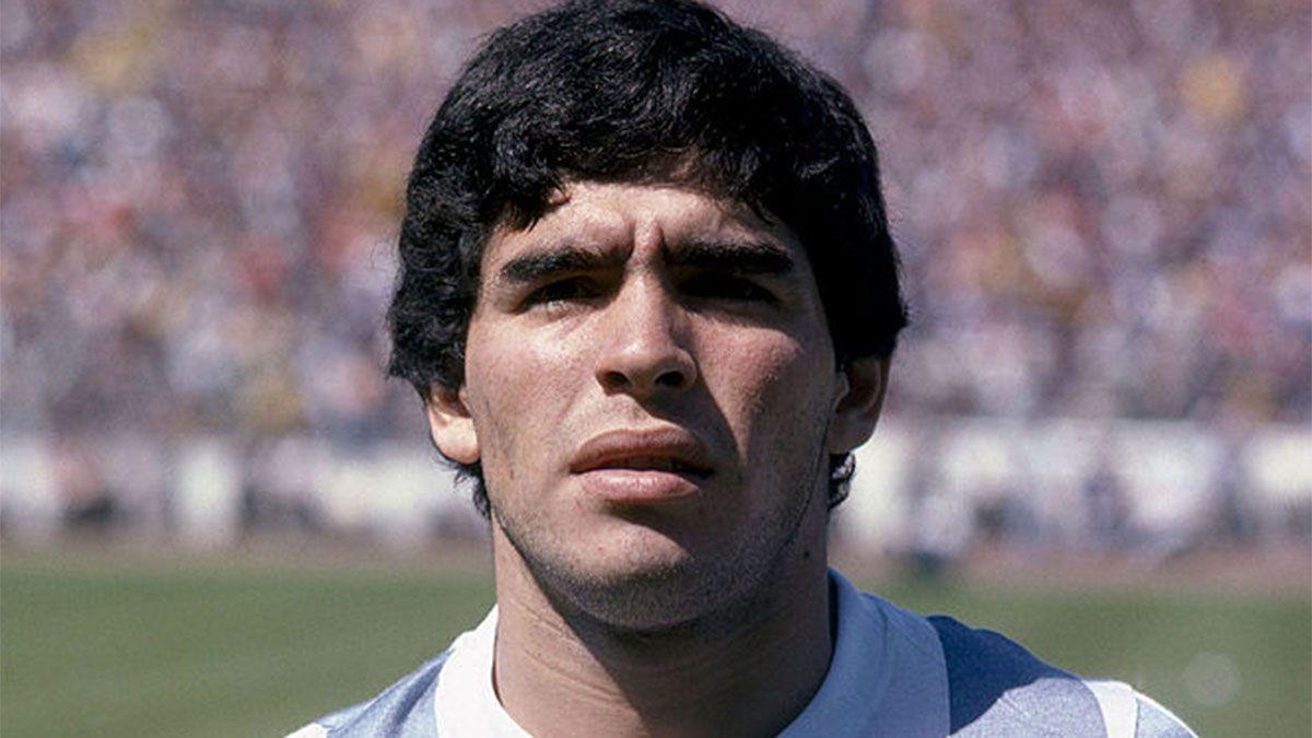 Se cumplen 44 años del romance de Maradona con la Selección