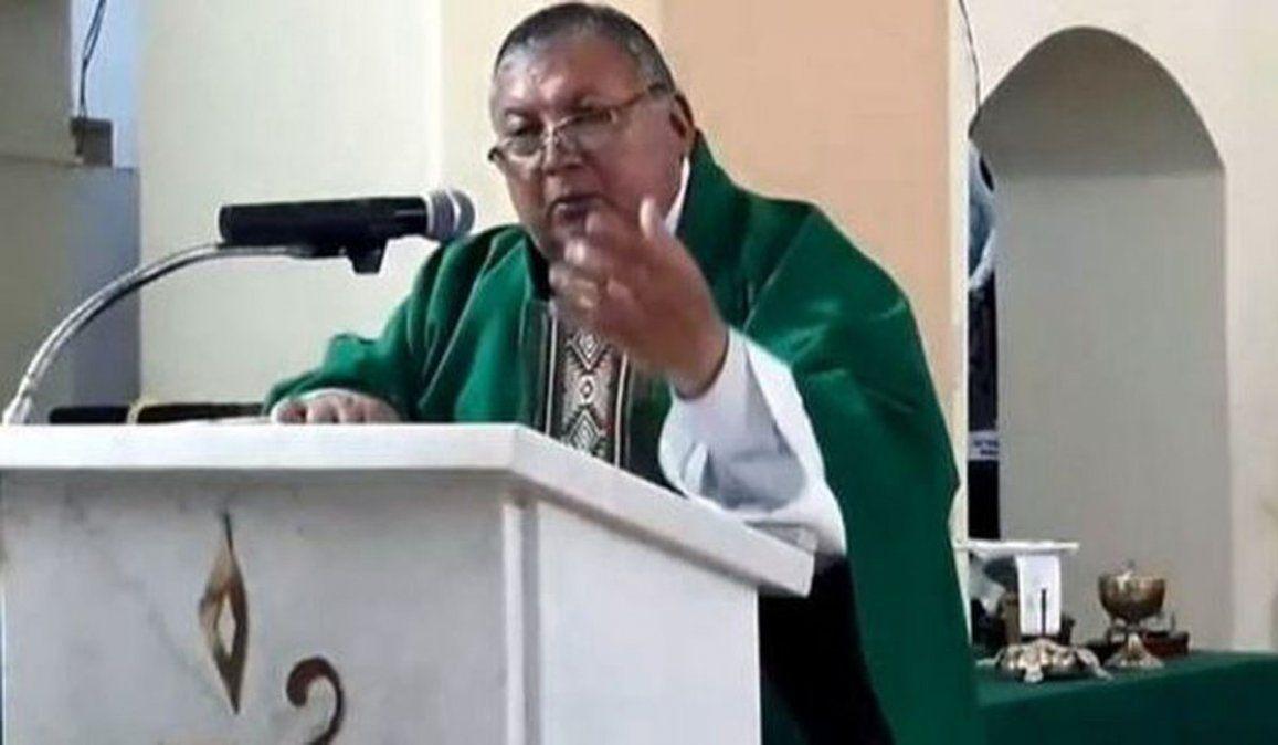 Abuso sexual entre dos: detuvieron a un sacerdote por la violación de una nena de 10 años
