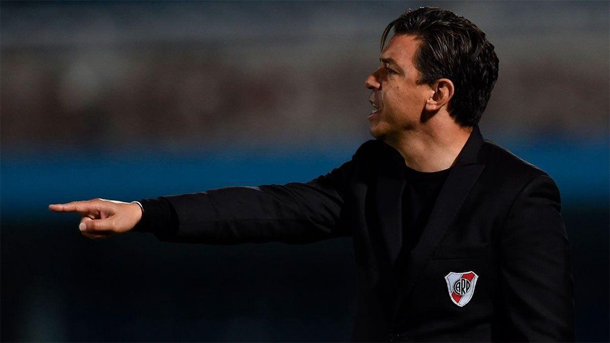 Los futbolistas de River que objetó Conmebol y no jugaron ante Fluminense