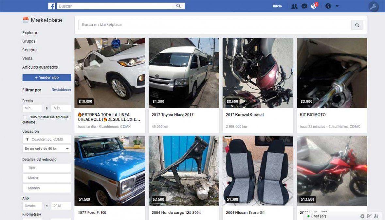 La víctima fue amenazada con un arma blanca cuando llegó a comprar un auto que había visto en Facebook. Los ladrones le sacaron 1.500 dólares.