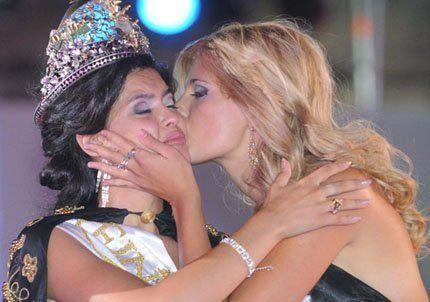 La Reina Nacional de la Vendimia del Bicentenario es de Santa Rosa
