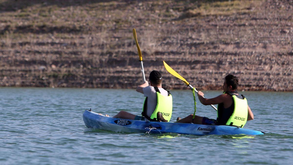 Kayak. Crece la actividad en Mendoza.