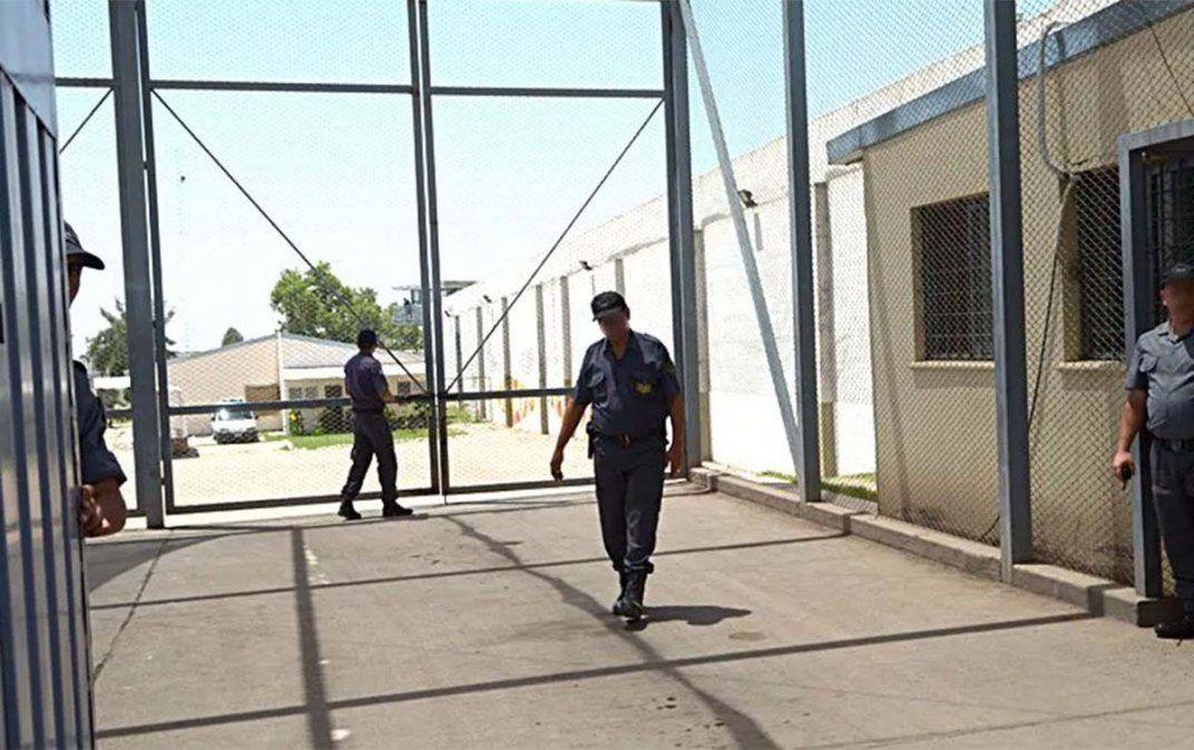 El acusado de abuso sexual en Guaymallén está alojado en el penal de San Felipe.