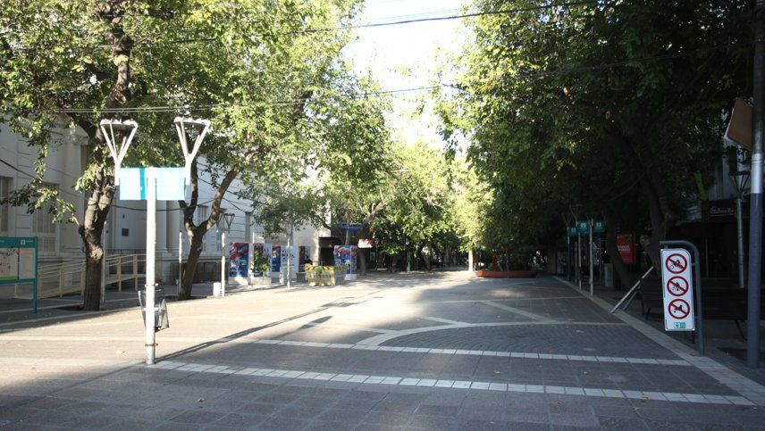 El tiempo en Mendoza:  el pronóstico indica domingo caluroso y algo ventoso