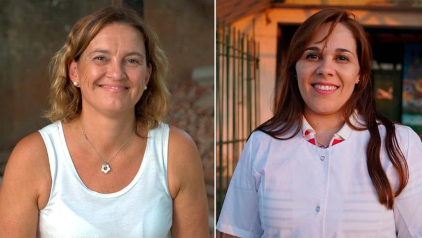 Dos maestras argentinas fueron elegidas entre las mejores del mundo