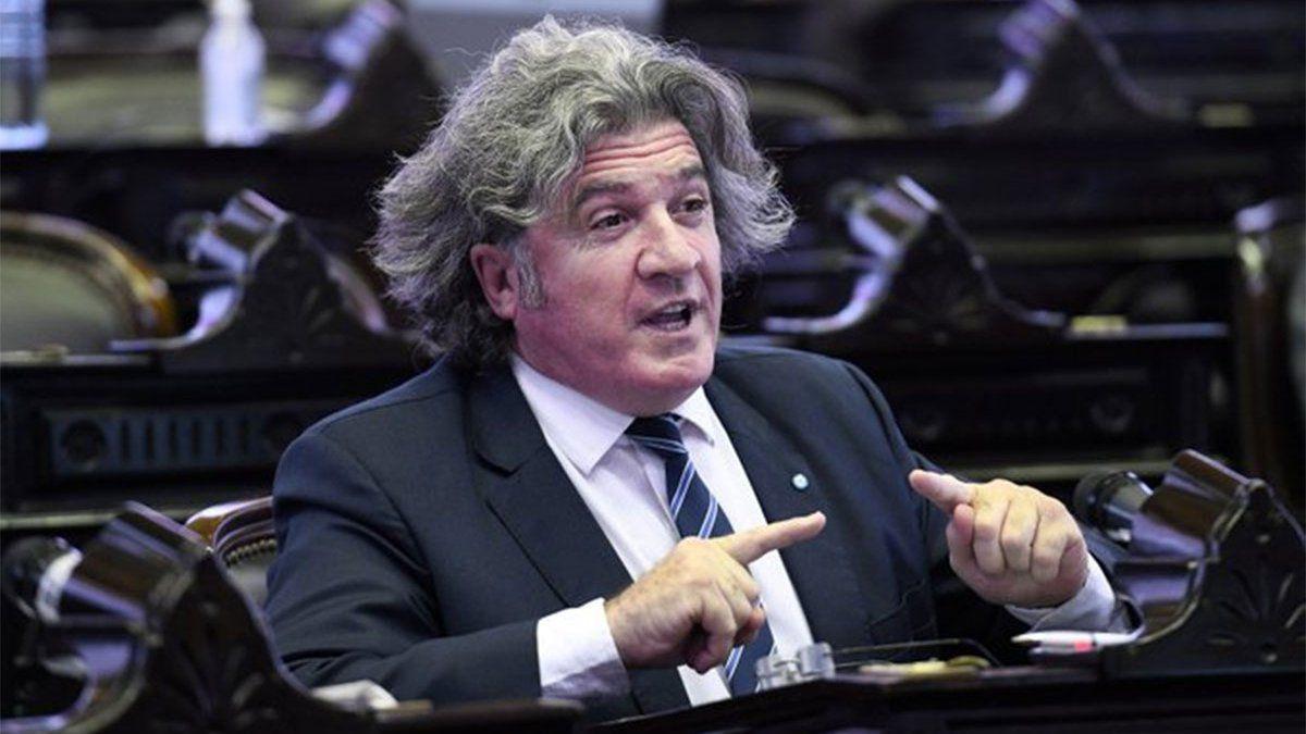 El diputado nacional José Luis Ramón.