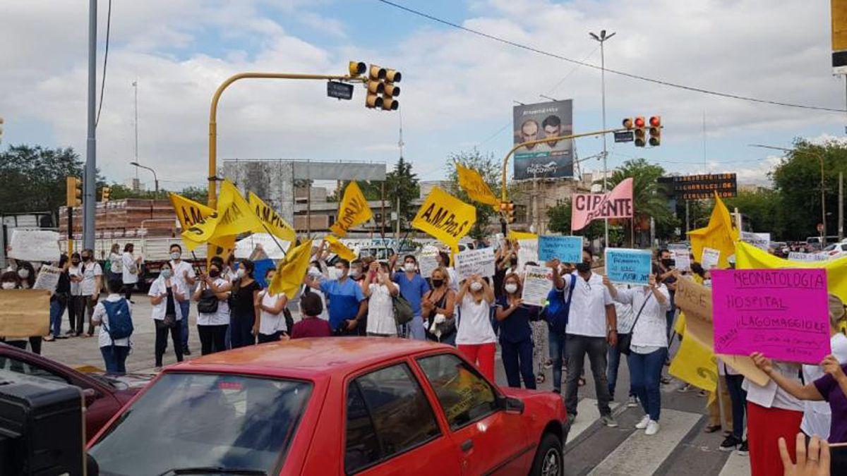 AMPROS celebró el acuerdo salarial