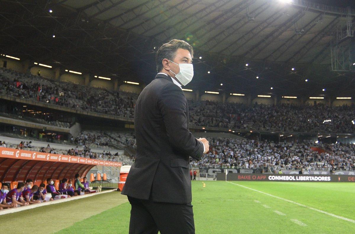 Marcelo Gallardo y River dan vuelta la página y piensan en la Liga Profesional de Fútbol.